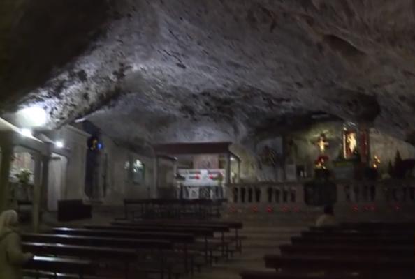 Viaggio a Sud. La Grotta magica di San Michele