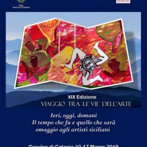 Gravina di Catania, viaggio nelle vie dell'arte