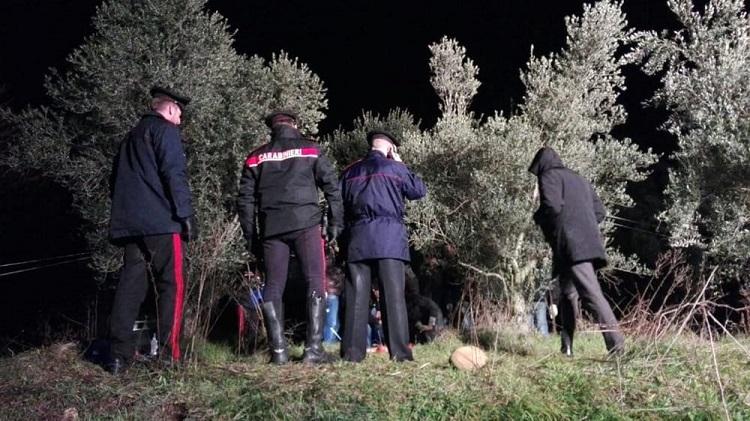 Scavi macabri nell'area archeologica di Mileto Antica: si cerca vittima della lupara bianca