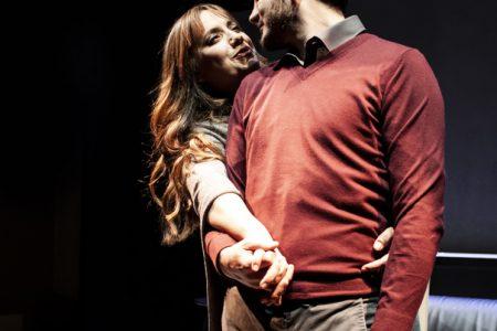 """Nuovo Teatro Sanità presenta Chiara Baffi e Alessandro Palladino in """"Nerium Park"""""""
