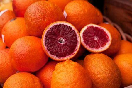 Le arance rosse della Sicilia arriveranno in Cina