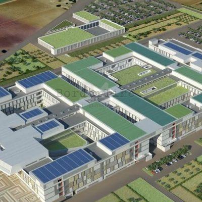 Ospedale San Cataldo, Invitalia: nessuna aggiudicazione, sono in corso le verifiche delle offerte