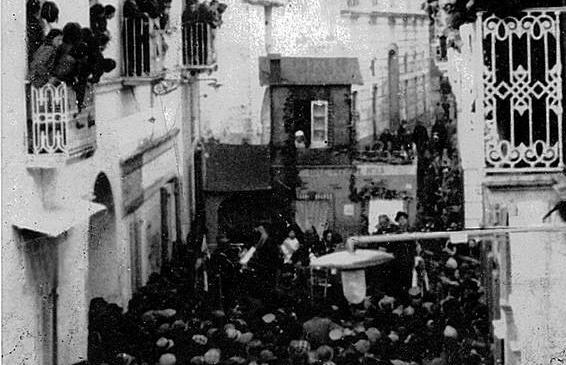 L'altra storia del Sud. Un anno di feste nel regno di Napoli: 17 gennaio, S. Antonio Abate