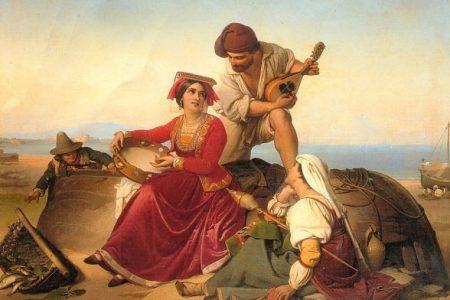L'altra storia del Sud, riscopriamo le feste del Regno di Napoli: la processione di Pasqua dei Lazzaroni