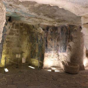 """I """"sassi"""" che rinascono: al via il restauro degli affreschi di San Giovanni in Monterone"""