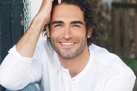 """Intervista con Sergio Muniz: """"Io,  attore e cantautore. Ma anche papà"""""""