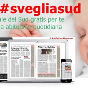 SudOnLine quotidiano di domenica 10 marzo. La retata contro la paranza dei bambini – Avanza la Xylella in Puglia – Napoli in campo contro il Sassuolo