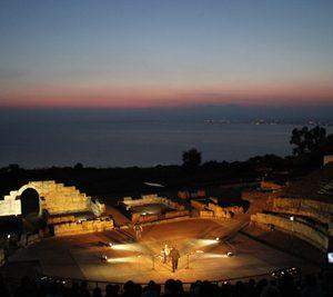Dall'inferno all'infinito, l'alba dell'arte a Taormina