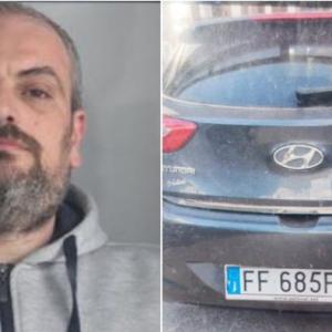 Arrestato l'uomo che aveva tentato di bruciare la moglie