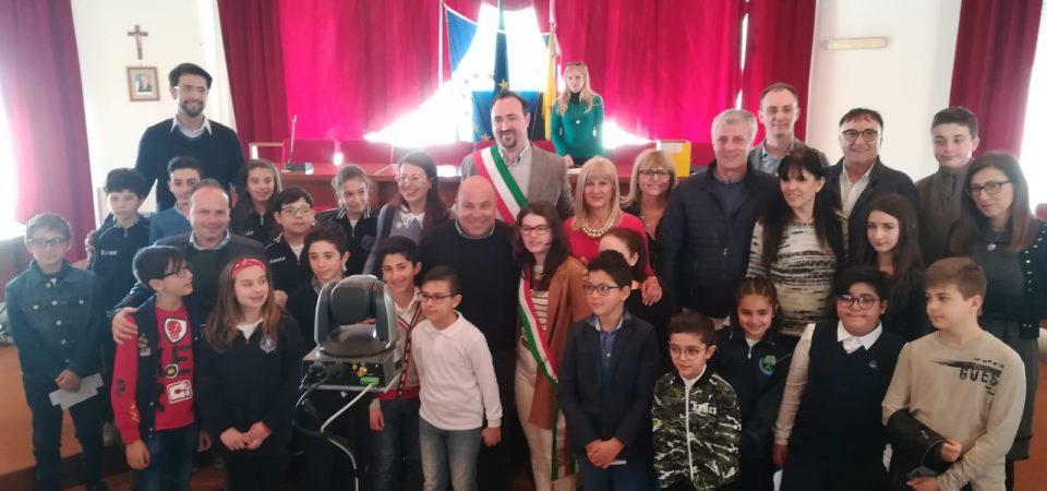 Gravina di Catania, eletto il primo sindaco dei ragazzi
