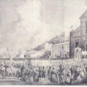 Le grandi feste del Regno di Napoli. Dai torronari alle sfilate, la Piedigrotta dei Re