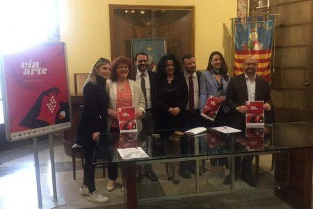 L'associazione irpina Pabulum a VinArte di Salerno
