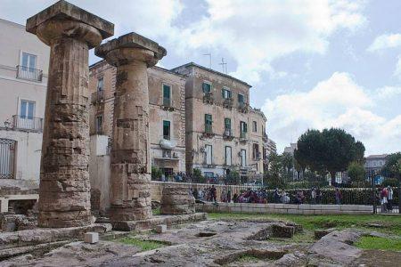 Taranto, 90 milioni per riqualificare le aree culturali