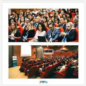 Job Day all'Università di Napoli: cultura d'Impresa, management, talento al servizio del paese