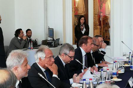 MARCO ZIGON: SENZA EUROPA E SENZA COESIONE FINIREMO FUORI DAL G7 – Confronto a Napoli in vista delle Europee