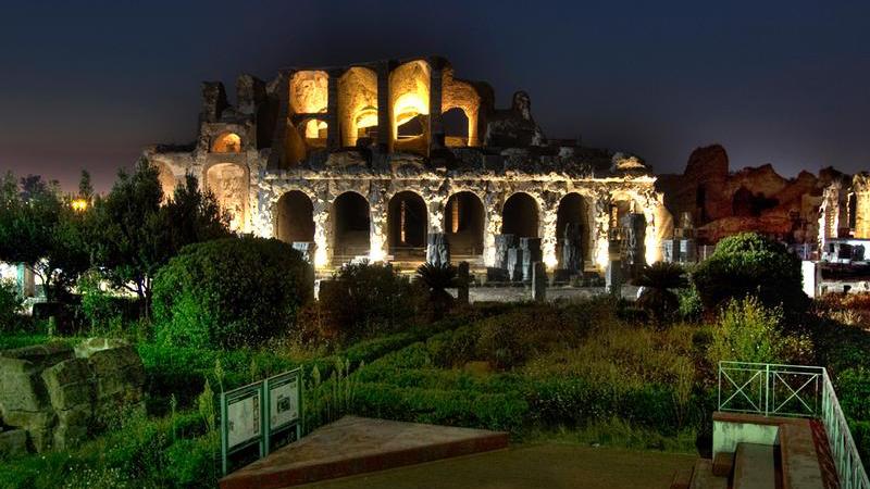 Festival della Letteratura nel segno del mito all'Anfiteatro Campano Quinta Edizione – Le Conversazioni Letterarie tra scienza, innovazione e beni culturali