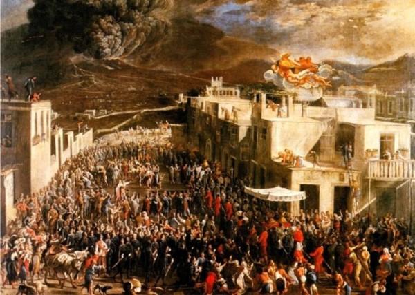 Il Regno di Napoli raccontato dagli scrittori dell'800. Le celebrazioni per San Gennaro