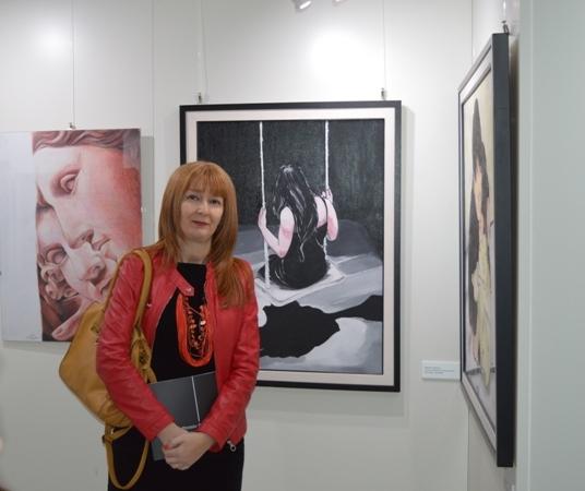 L'artista Tiziana Monaco partecipa al Premio Pandosia