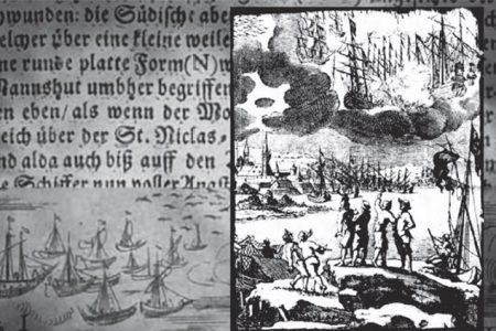 Docu-video. I misteri della storia: gli avvistamenti di Ufo nel 1600 raccontati da un celebre uomo di religione