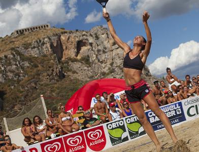 A Terracina i mondiali di Beach Tennis