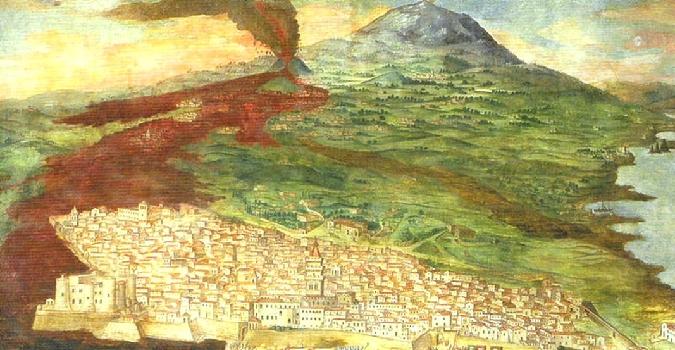Gravina di Catania ricorda l'eruzione del 1669