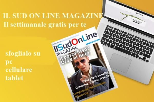 63 – Sud On line Magazine – In questo numero: la beffa del posto fisso, ora è al Nord – Misteri statistici: Italia più ricca della Germania – Gustavo Rol, l'uomo dell'impossibile