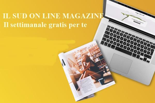 63 – SudOnLine Magazine – Le grandi bugie sul Sud: al Nord più spesa pubblica – Far West Italia – A Napoli il sogno di Chagall