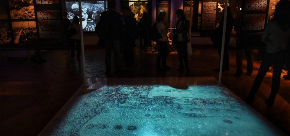 Le meraviglie sommerse del parco archeologico di Baia