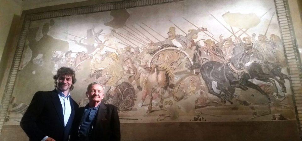 Al Suor Orsola la laurea magistrale honoris causa in Archeologia ad Alberto Angela