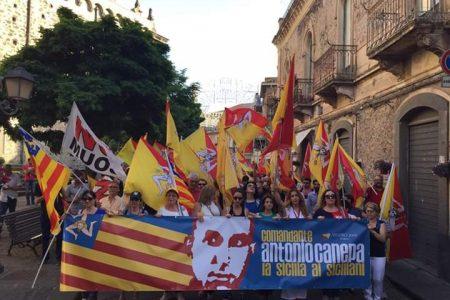"""Una strada per Antonio Canepa, una marcia per ricordare l'eccidio di """"Murazzu Ruttu"""""""
