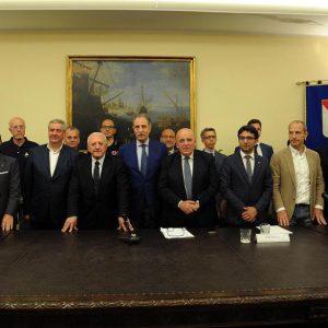 Rischio Vesuvio e Campi Flegrei, firmati Gemellaggi con Regioni d'Italia
