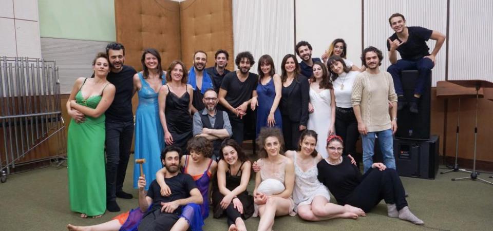 Dalla Radiofonia alla Pedagogia del Teatro: l'alta formazione del Suor Orsola lavora con il Napoli Teatro Festival