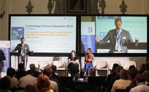 CAMPANIA & FUTURO: Le sfide dell'ecosistema dell'innovazione e della ricerca