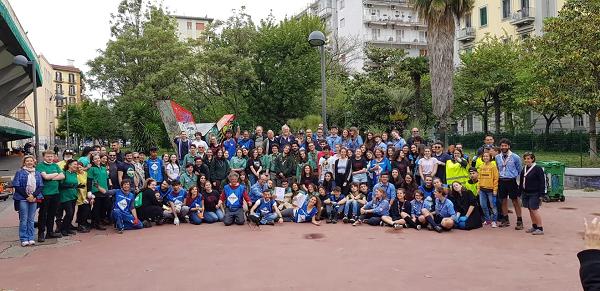 GreenCare 2019: premio a Eugenia Carfora, dirigente della Scuola del Parco Verde di Caivano