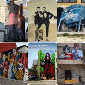 Stramurales 2019: Stornara Life APS scalda il Festival di Street Art
