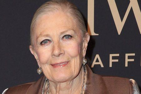 L'Eschilo d'oro all'attrice premio Oscar Vanessa Redgrave