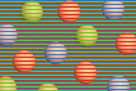 Di che colore sono le palline? Un video dimostra come si ingannano i nostri occhi