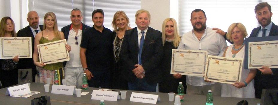 Leone d'Oro di Venezia, premiate sei aziende campane