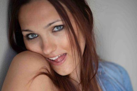 Il fascino della modella Camilla Marioli