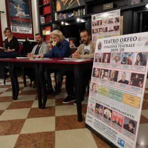 Teatro Orfeo di Taranto, ecco il cartellone