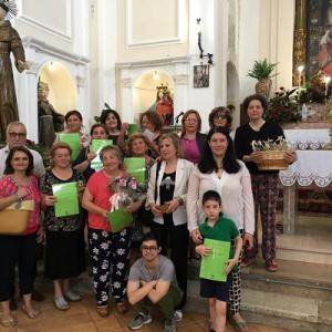 """""""Taurasi in Fiore"""", premiati i vincitori del concorso promosso dal Forum delle Donne"""