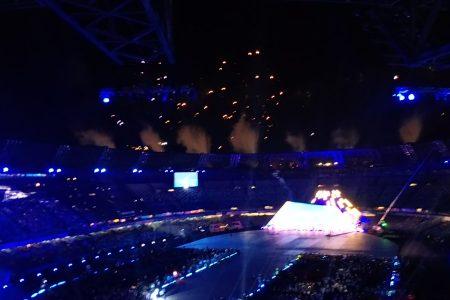 Universiadi a Napoli, le immagini e i video spettacolari della grande festa al San Paolo
