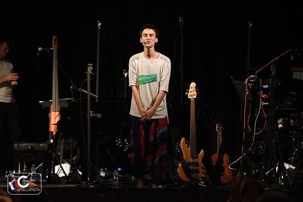Jacob collier al Magna Grecia festival di Taranto