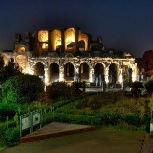 All'anfiteatro di Capua la sfida Usa-Urss per conquistare la luna