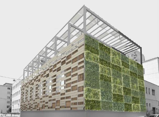 """Così gli edifici possono """"cambiare"""" facciata per diventare intelligenti"""