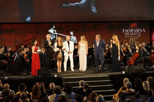 Taormina Film Fest, ecco tutti i vincitori della 65° edizione