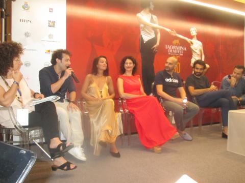 Al Taormina Film Fest la prima internazionale di Amare Amaro
