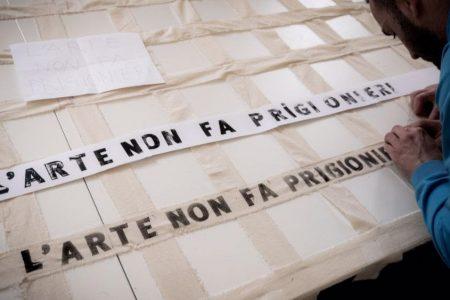 """All'Ucciardone di Palermo si insegna """"l'arte della libertà"""""""