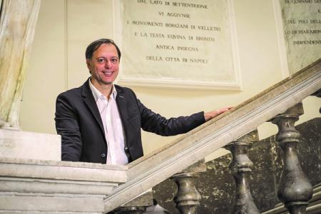 Paolo Giulierini confermato direttore del MANN