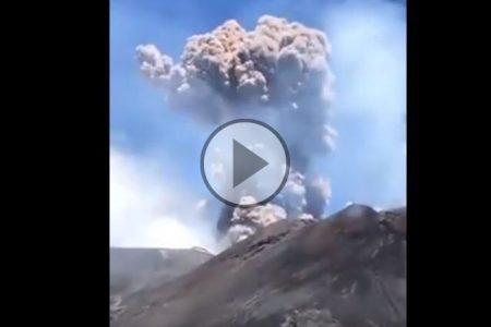 L'Etna torna a dare spettacolo, ecco il nuovo video